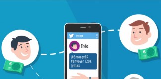 Twitter permet de transférer de l'argent
