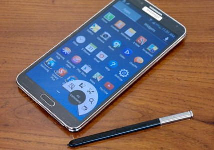 samsung galany note 3 avec stylet