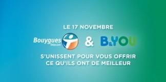 Bouygues télécom et B&You