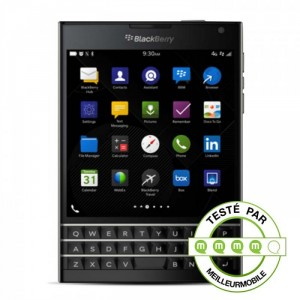 Test du BlackBerry Passport, un vrai professionnel