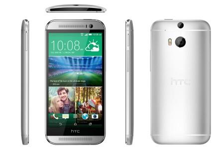 HTC One M8, son prix est � nouveau en baisse