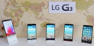 LG G3 Mapmonde