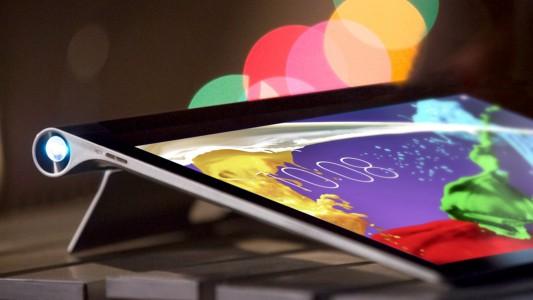 Yoga Tablet 2 Pro : Lenovo r�duit l'�cart entre les tablettes et les PC