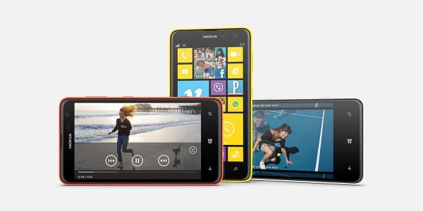 Nokia Lumia 625 au meilleur prix