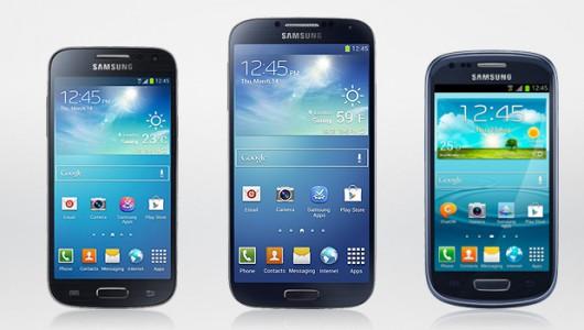 Samsung Galaxy S4 / S4 Mini : o� les acheter au meilleur prix en ce 12 novembre