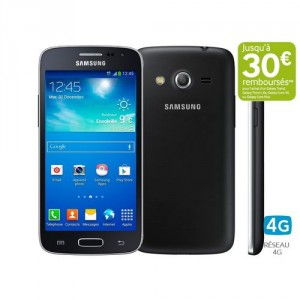 Le Samsung Galaxy Core 4G � seulement 112� !