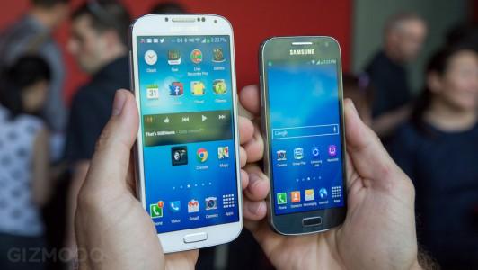 Prix Samsung Galaxy S4 / S4 Mini : o� les trouver moins cher en ce 05 novembre