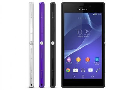 Amazon, le meilleur prix du web pour le Sony Xperia M2