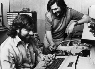 Steve Jobs Steve Wozniak Apple