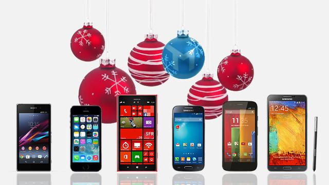 Id es de cadeaux no l quel t l phone choisir meilleur mobile - Achat noel paiement differe ...