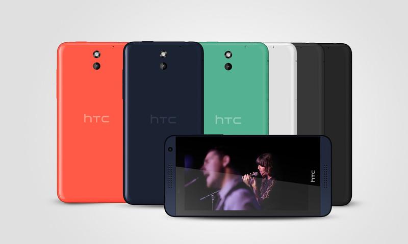 htc desire 610 coloris
