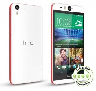 Test HTC Desire Eye , un simple selfiephone ?