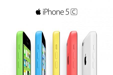 L'iPhone 5C est en fin de vie !