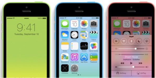 Apple iPhone 5S / 5C : o� les acheter au meilleur prix en ce 8 novembre