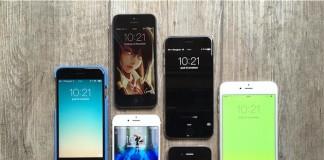 iphone 6 , 4 ,5