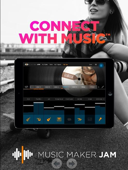 Magix music maker jam apk