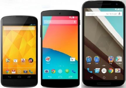 Le Nexus 5 voit son prix encore � la hausse