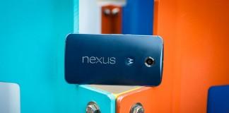 nexus 6 bleu