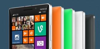 nokia lumia 930 sur tranche