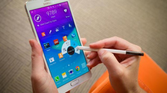 Samsung Galaxy Note 4 : 5 fonctions cach�es