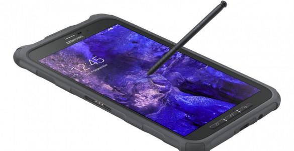 Samsung Galaxy tab active, la tablette tout terrain