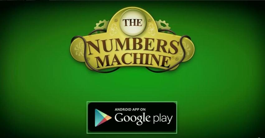 the number machine