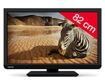 toshiba 32w1333dg noir 79 1 - Les meilleures TV pas cher du moment