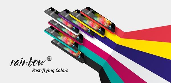 Wiko pr�sente la version 4G du Rainbow