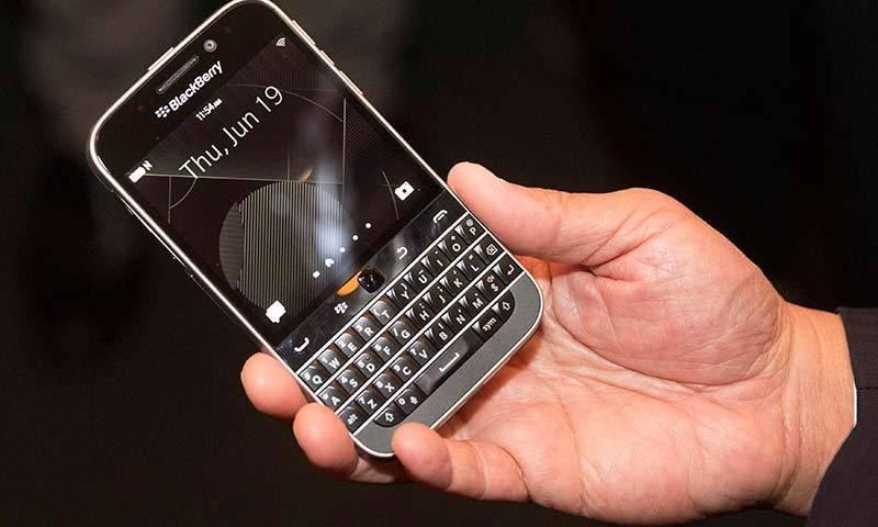 BlackBerry Classic en exclusivité à la Fnac - Meilleur Mobile