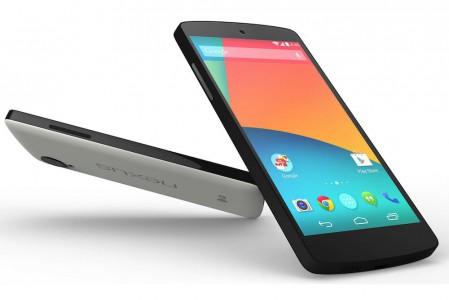 Le prix du Nexus 5 est �quivalent � celui du Nexus 4 !