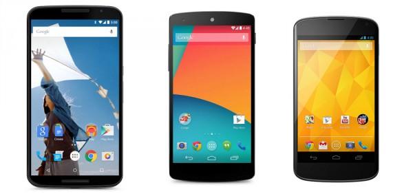 Le prix du Nexus 5 �volue � la baisse !