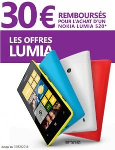 Nokia Lumia 520, laissez-vous tenter pour seulement 59.99�