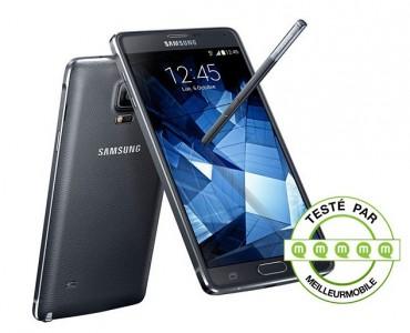 Test Samsung Galaxy Note 4 , le roi de la phablette