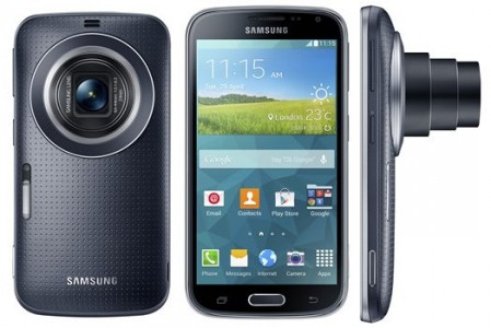 Samsung Galaxy K zoom, le smartphone de l'année 2014 ?