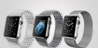 apple watch bracelet métal