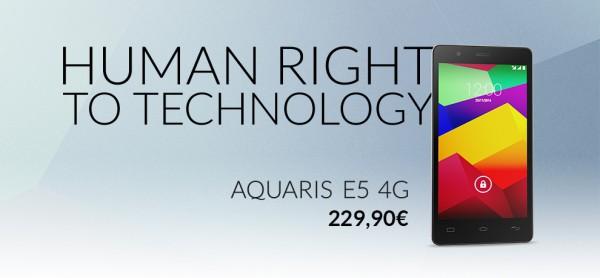 BQ, des smartphones pas cher venus d'Espagne