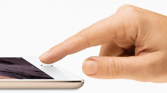 iPad Mini 3 : un touch ID � 94,2� !
