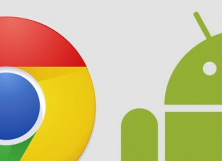 logo android google chrome