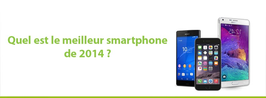 meilleur smartphone 2014