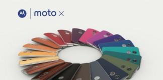 moto x 2014 palette couleurs