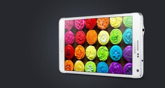 Samsung Galaxy Note 4 , jusqu'� 110� de rembours�s chez SFR