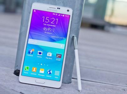 Samsung Galaxy Note 4 au meilleur prix pour No�l
