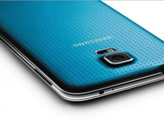 samsung galaxy s5 bleu