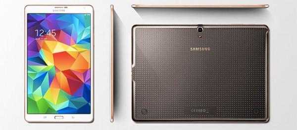 Samsung Galaxy Tab S � moins de 300� chez PriceMinister !