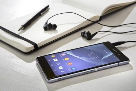 Sony Xperia Z2 , son prix à – 15% chez RueDuCommerce