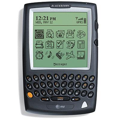 Blackberry anniversaire