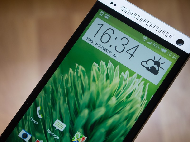 HTC One M7-Sense 6