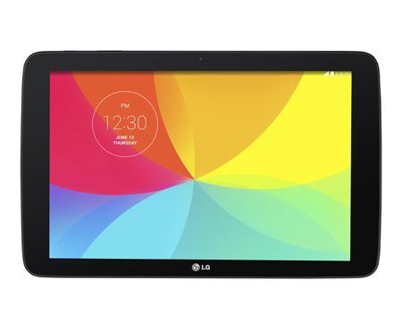 lg g pad 10 1 la tablette tactile de l 39 ann e meilleur. Black Bedroom Furniture Sets. Home Design Ideas