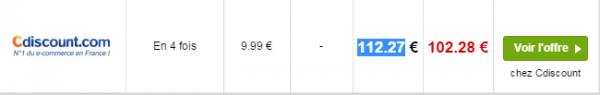 Offre CDiscount Lumia 535