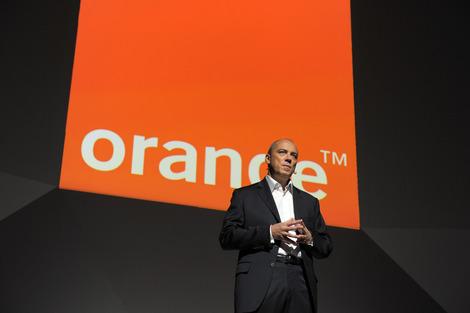Orange Stephane Richard